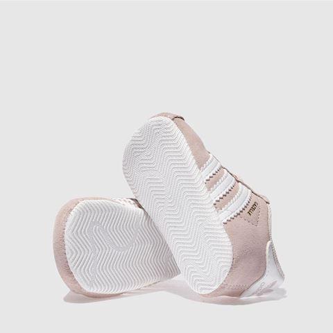 adidas Gazelle Crib Shoes Image 2