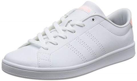 Femme Adidas Advantage Clean Qt Chaussures de Fitness Femme ...