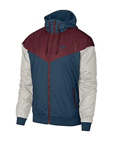 Nike Sportswear Windrunner Men's Jacket - Blue Image