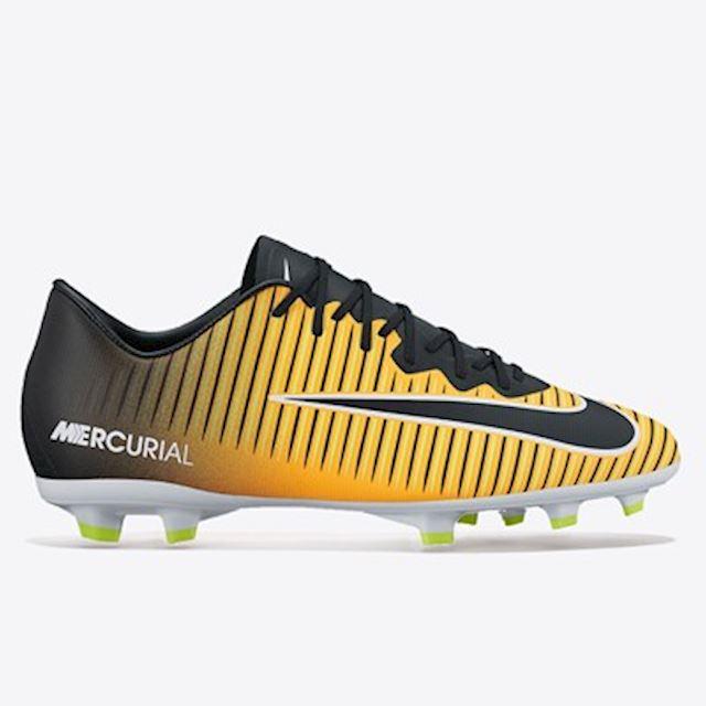 e0a4345b6cf Nike Mercurial Vapor XI FG Kids Football Boots Orange