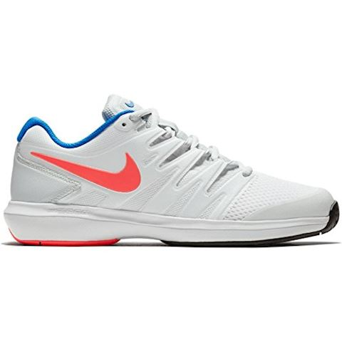 Nike Air Zoom Prestige Women's Tennis Shoe - White Image 5