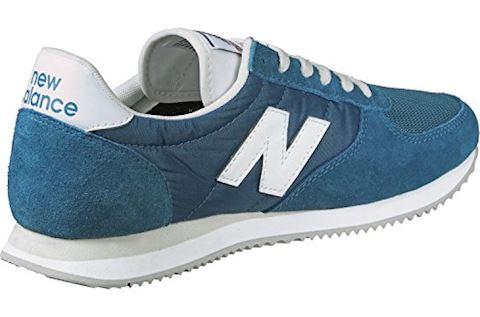 New Balance  U220  women's Shoes (Trainers) in Blue
