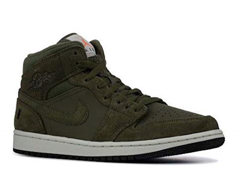 best loved 634b4 27073 Nike Air Jordan 1 Mid Premium Men's Shoe - Green