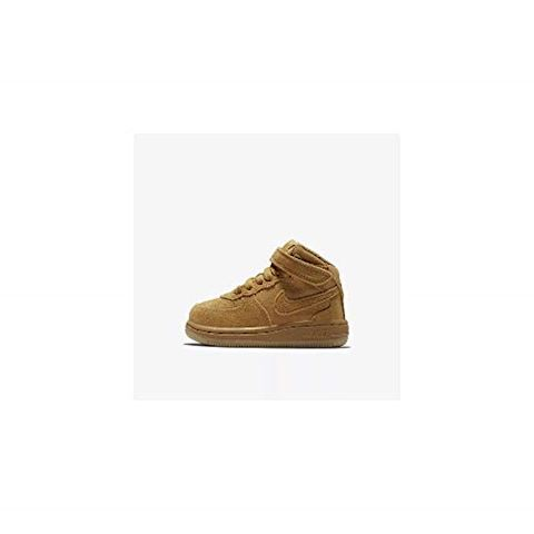 Nike Air Force 1 Mid LV8 Baby/Toddler Shoe - Brown Image 2