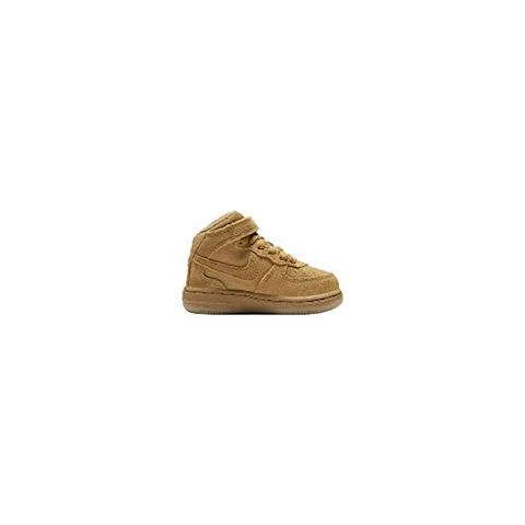 Nike Air Force 1 Mid LV8 Baby/Toddler Shoe - Brown Image 3