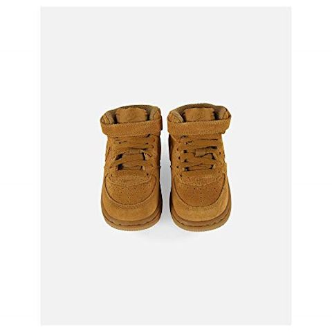 Nike Air Force 1 Mid LV8 Baby/Toddler Shoe - Brown Image 5