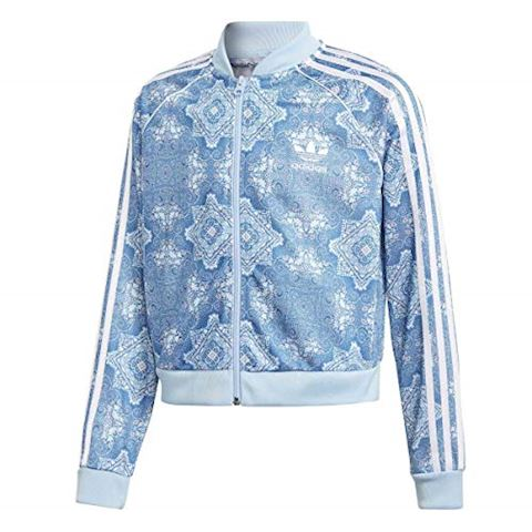 adidas Culture Clash Cropped SST Track Jacket Image