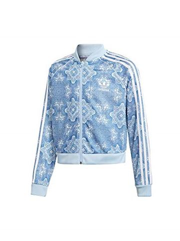 adidas Culture Clash Cropped SST Track Jacket Image 3