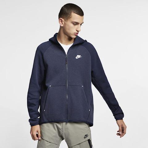 099714dfad0e Nike Sportswear Tech Fleece Men s Full-Zip Hoodie - Blue Image
