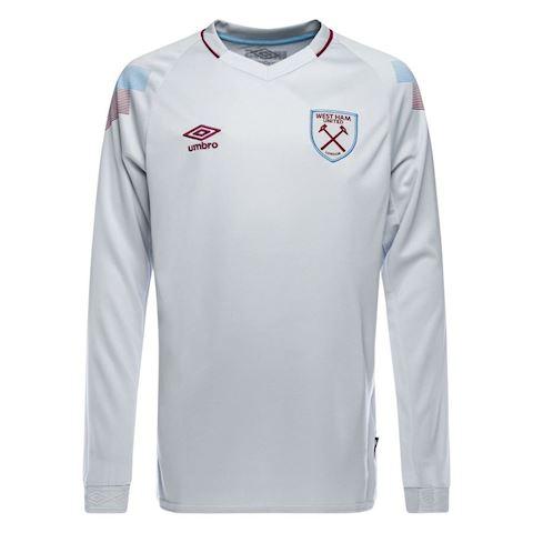 buy popular 00186 a353c Umbro West Ham United Kids LS Third Shirt 2018/19