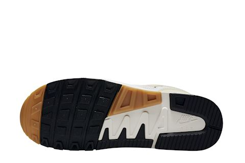 Nike Air Span II Women's Shoe - Cream Image 3