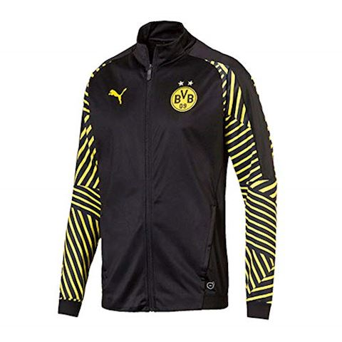 Dortmund Stadium Jacket - PUMA Black Kids Image 2
