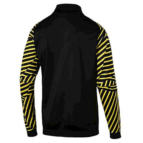 Dortmund Stadium Jacket - PUMA Black Kids Image 3