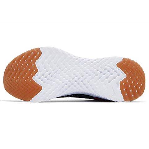 Nike Epic React Flyknit Men's Running Shoe - Black Image 4