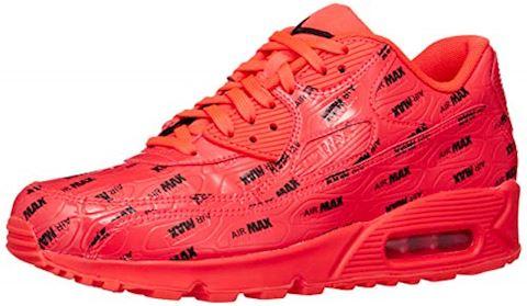 Nike Air Max 90 Premium Men's Shoe - Red Image