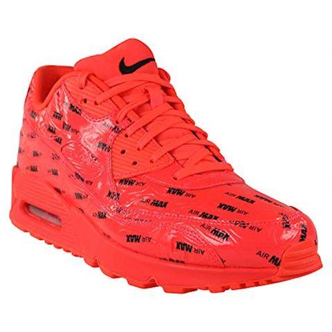 Nike Air Max 90 Premium Men's Shoe - Red Image 12