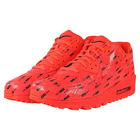 Nike Air Max 90 Premium Men's Shoe - Red Image 13