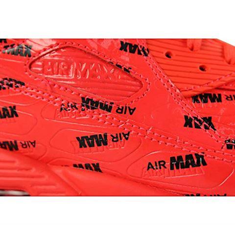 Nike Air Max 90 Premium Men's Shoe - Red Image 14