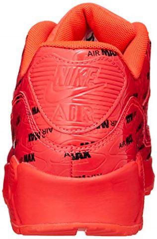 Nike Air Max 90 Premium Men's Shoe - Red Image 2