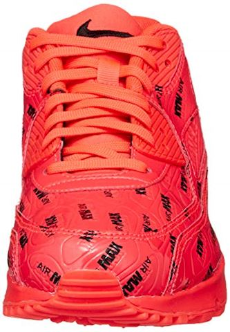 Nike Air Max 90 Premium Men's Shoe - Red Image 4
