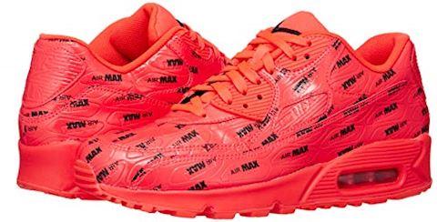 Nike Air Max 90 Premium Men's Shoe - Red Image 5