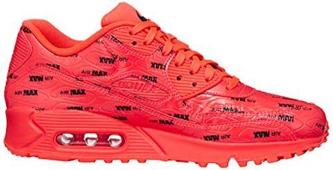 Nike Air Max 90 Premium Men's Shoe - Red Image 6