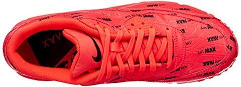 Nike Air Max 90 Premium Men's Shoe - Red Image 7