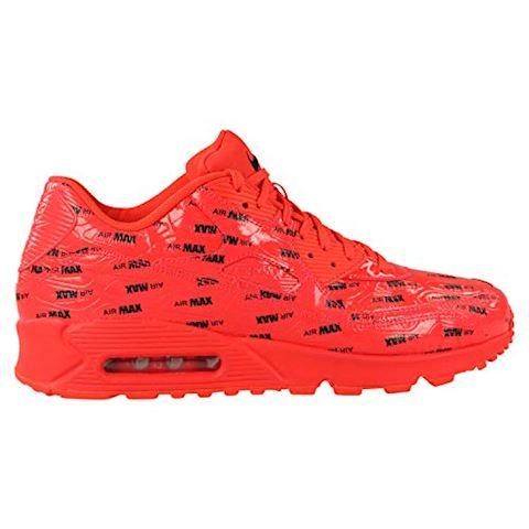 Nike Air Max 90 Premium Men's Shoe - Red Image 8