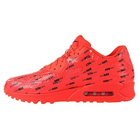Nike Air Max 90 Premium Men's Shoe - Red Image 9