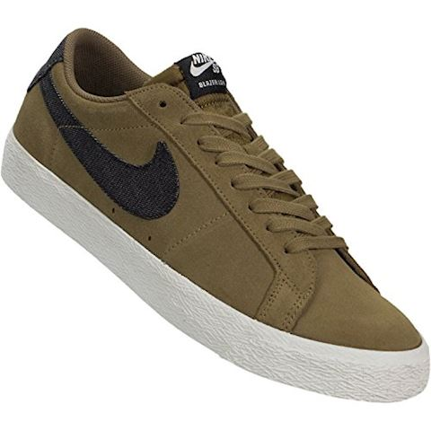 Nike SB Blazer Low Men's Skateboarding Shoe Image 5