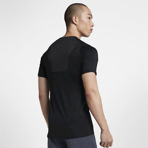 4b12d6ff07 Nike Breathe Pro Men's Short-Sleeve Top - Black