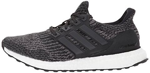 adidas Running Shoe Ultra Boost 3.0 - Core Black/Utility Black/White Image 5