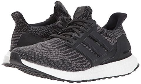 adidas Running Shoe Ultra Boost 3.0 - Core Black/Utility Black/White Image 6
