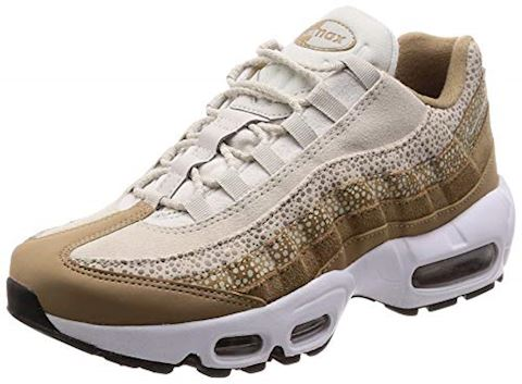 finest selection 62739 0337b Nike Air Max 95 Premium Women's Shoe - Green