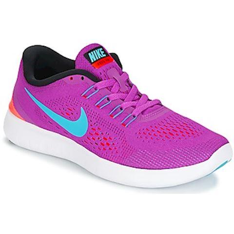 best website f6fbf 91819 Nike FREE RUN W women's Running Trainers in purple