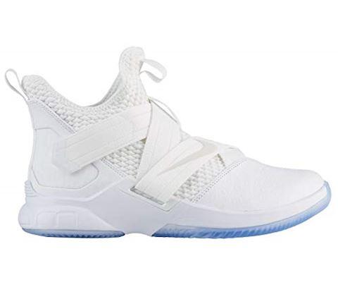 Nike LeBron Soldier 12 SFG Basketball Shoe - White Image