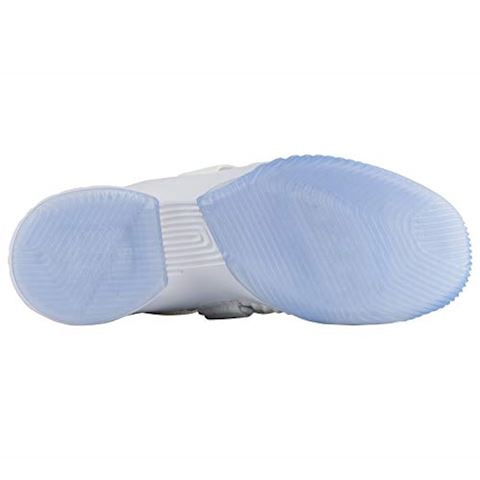 Nike LeBron Soldier 12 SFG Basketball Shoe - White Image 9
