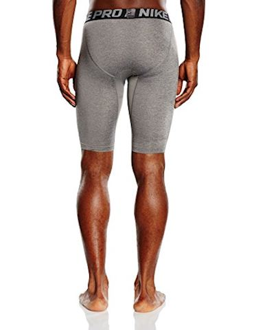Nike Pro Men's 9(23cm approx.) Training Shorts - Grey