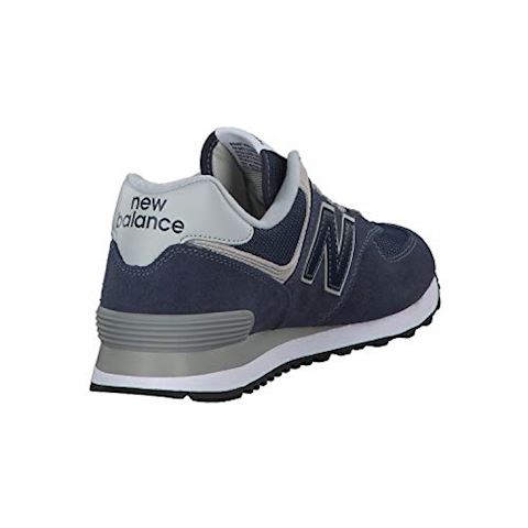 New Balance  ML574  men's Shoes (Trainers) in Blue Image 14