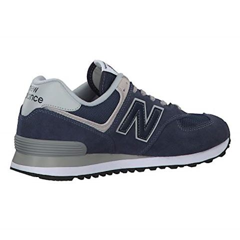 New Balance  ML574  men's Shoes (Trainers) in Blue Image 15