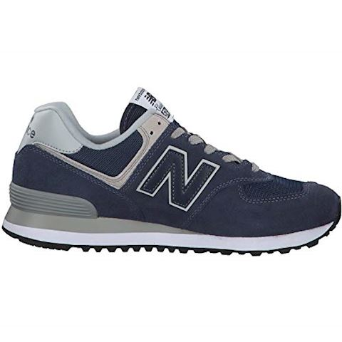 New Balance  ML574  men's Shoes (Trainers) in Blue Image 16