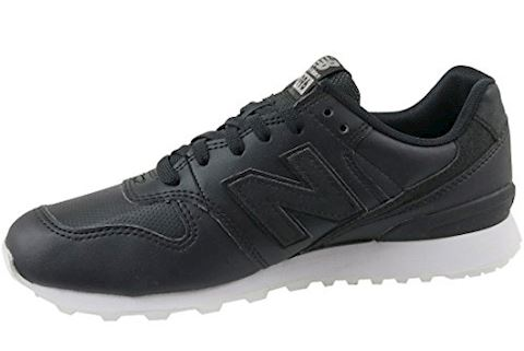 New Balance  WR996  women's Shoes (Trainers) in Black Image 2