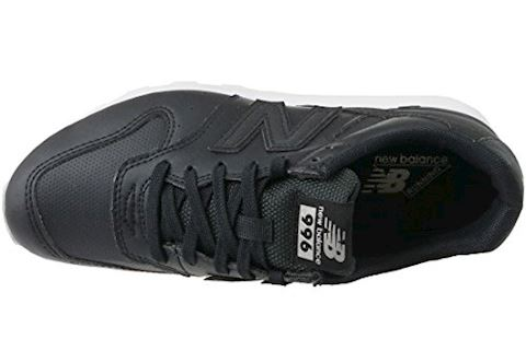 New Balance  WR996  women's Shoes (Trainers) in Black Image 3