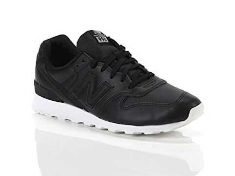 New Balance  WR996  women's Shoes (Trainers) in Black Image 5