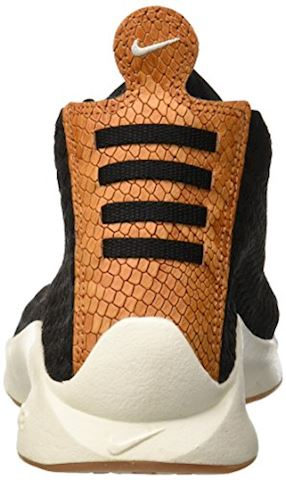 Nike Air Woven Boot, Black Image 2