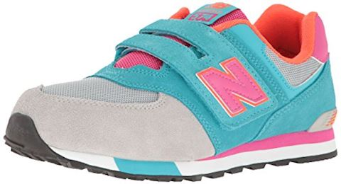New Balance 574 Cut and Paste Hook and Loop Kids Infant Shoes Image