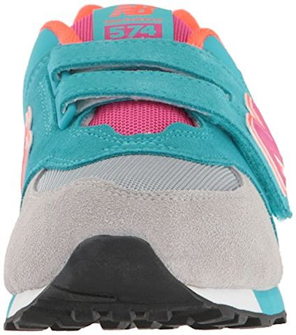 New Balance 574 Cut and Paste Hook and Loop Kids Infant Shoes Image 4