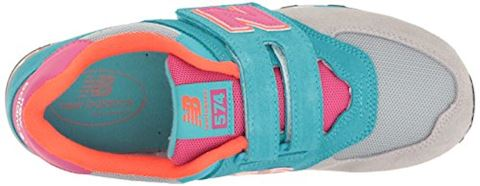 New Balance 574 Cut and Paste Hook and Loop Kids Infant Shoes Image 8