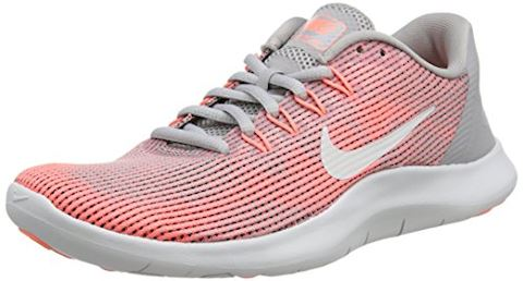 Nike Flex RN 2018 Women's Running Shoe - Grey Image