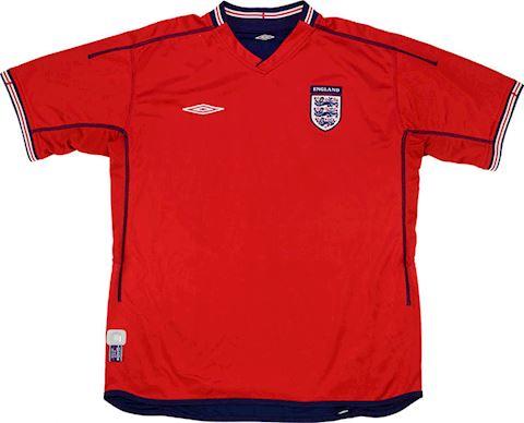 Umbro England Kids SS Away Shirt 2002 Image